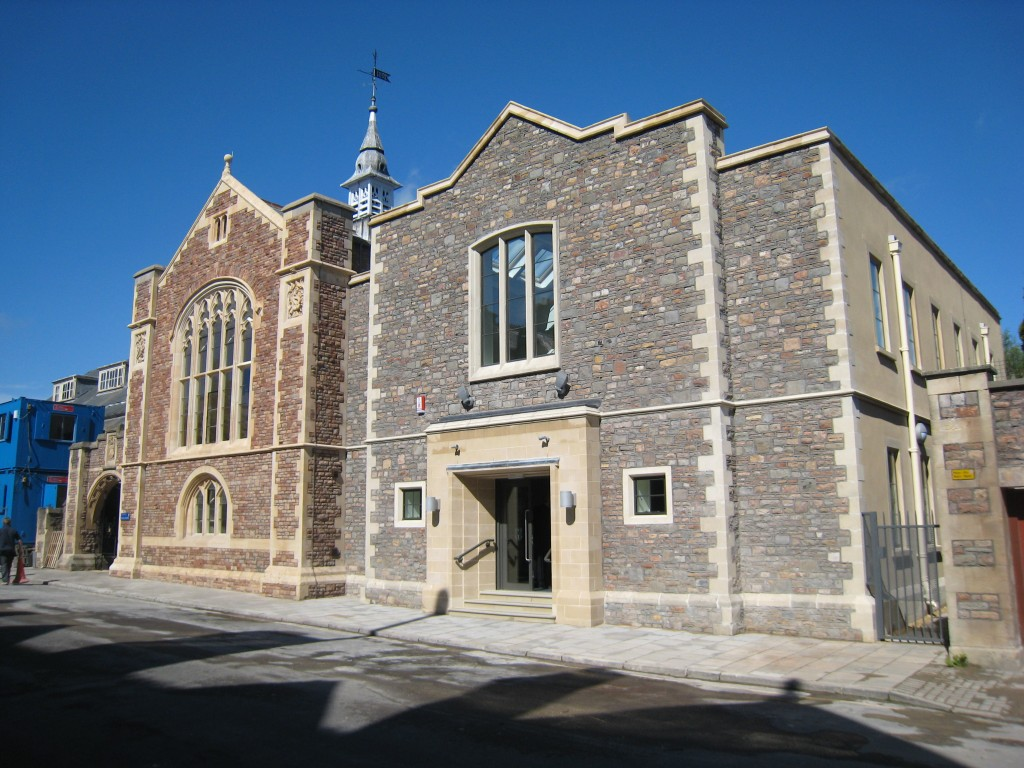 Clifton College Music School External