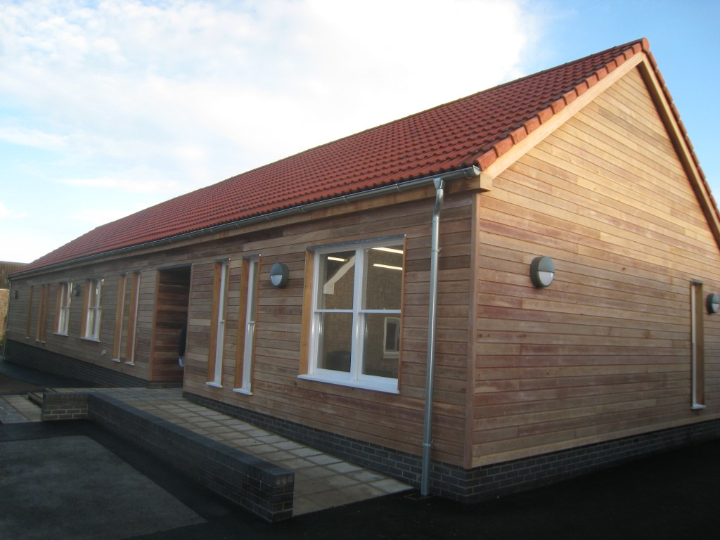 The Downs School - 4 classroom extension
