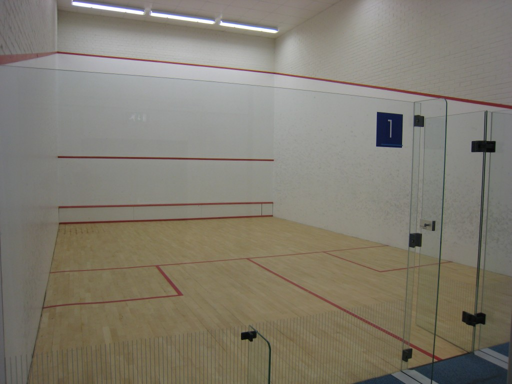 South Bristol Sports Centre Squash Court
