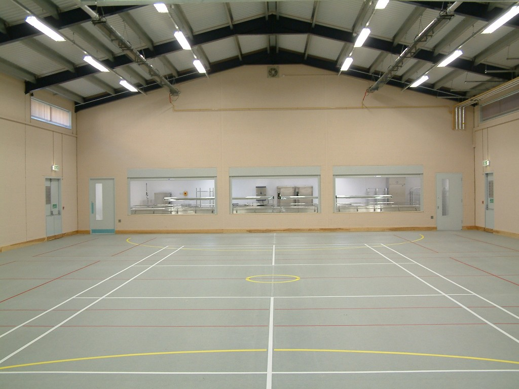 Clifton College Prep Multi Activity Sports Hall